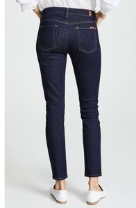 Great 7 for all mankind  the skinny jeans